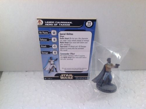 Star Wars Universe 21/60 Lando Calrissian, Hero of  (R)