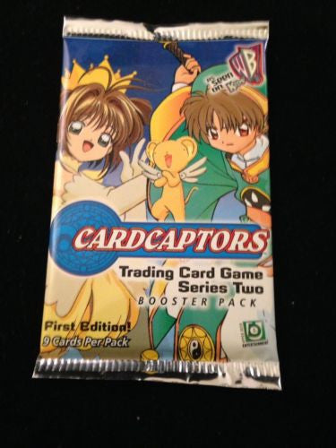 Cardcaptors TCG Series 2 Booster Pack 1st Edition