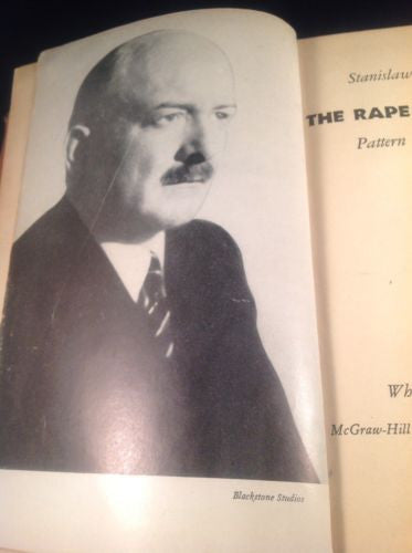 First Edition THE RAPE OF POLAND by Stanislaw Mikolajczyk Rare