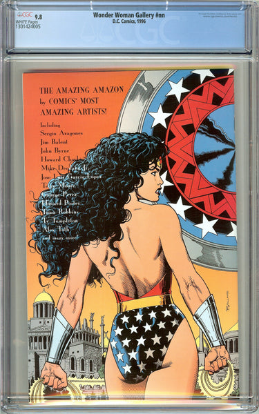 Wonder Woman Gallery CGC 9.8 White Pages 1301424005