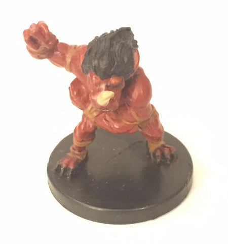 D&D Miniatures Aberrations 28/60 Dekanter Goblin (C) NO STATS CARD !
