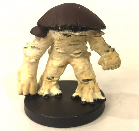 D&D Miniatures Aberrations 41/60 Myconid Guard (C) NO STATS CARD !