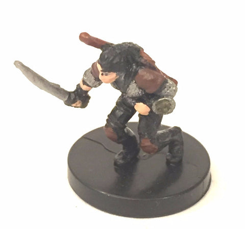 D&D Miniatures Giants of Legend 19/72 Lidda Adventurer (U)