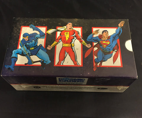 DC Comics Cosmic Cards (1991) Inaugural Edition 2508/4500