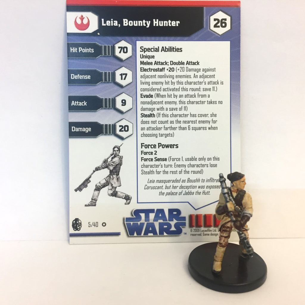 Star Wars Imperial Entanglements #5 Leia, Bounty Hunter (VR)