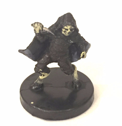 D&D Miniatures Underdark 42/60 Dark Creeper (C)
