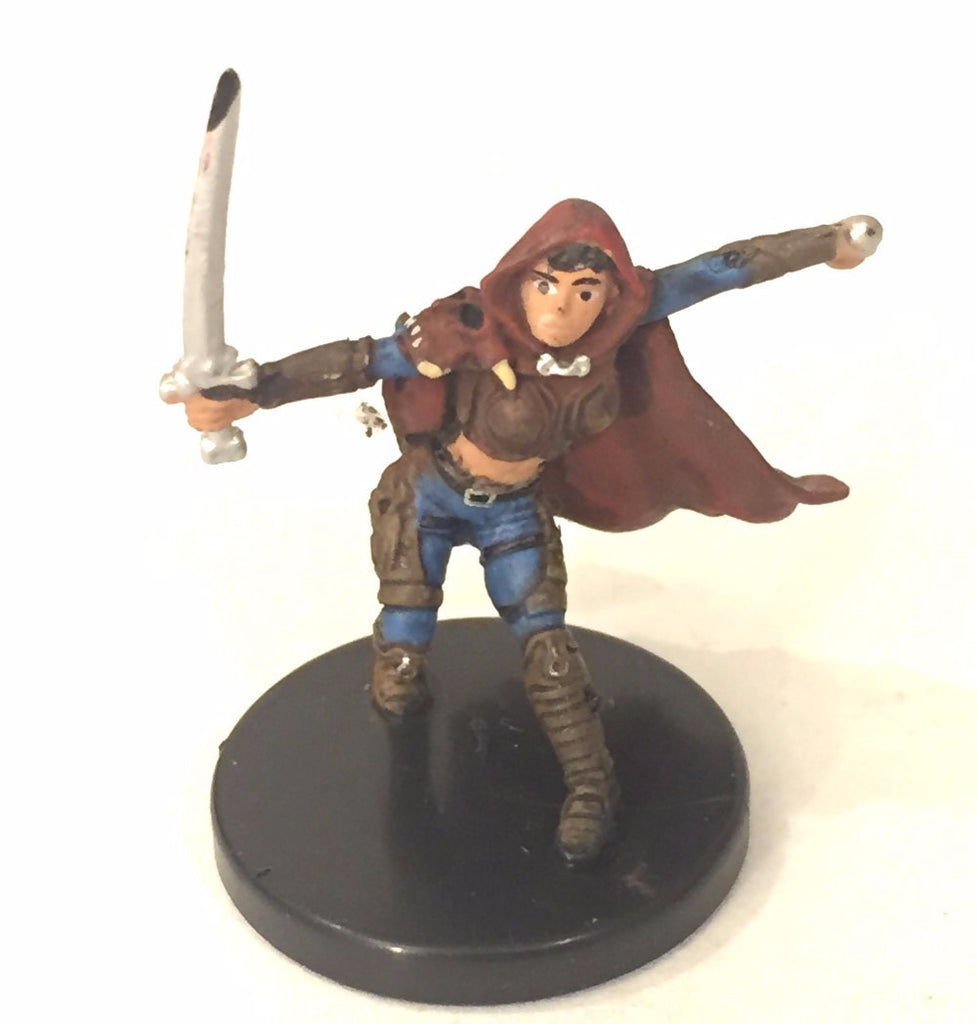 D&D Miniatures Underdark 12/60 Slayer of Domiel (R) NO CARD