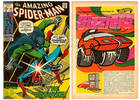 Amazing Spider-Man #93 (1971) FN