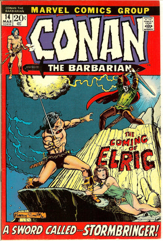Conan the Barbarian #14 (1972) VF 8.0