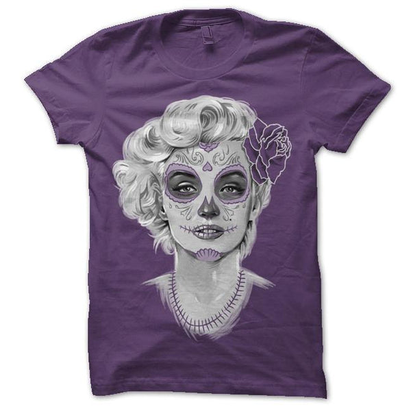 Monroe Shirt Purple