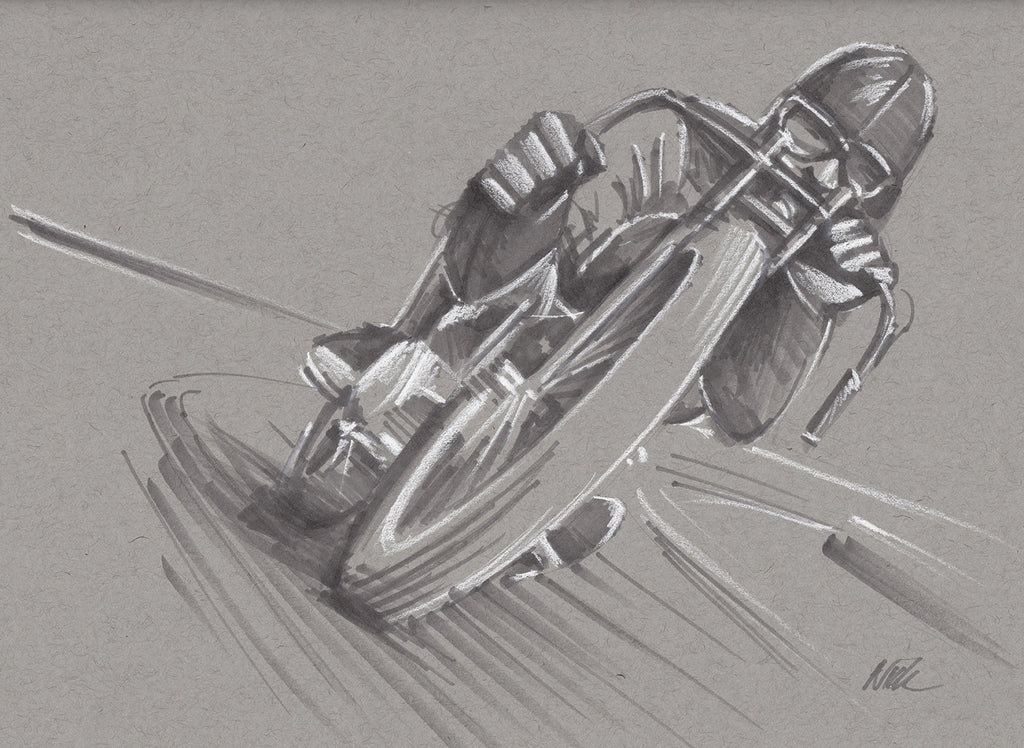 Sketches Motodrome