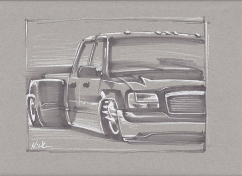 Sketch dually