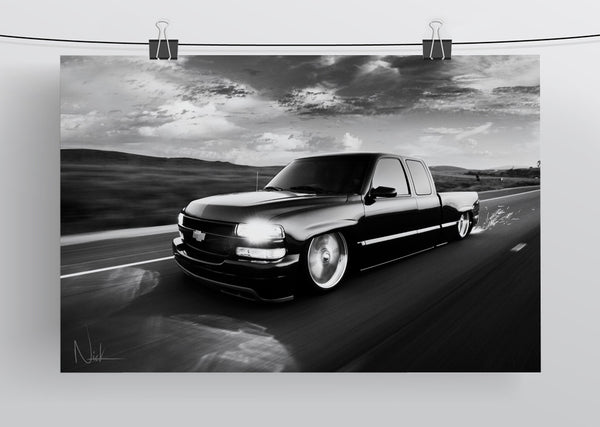 Pops Chevy