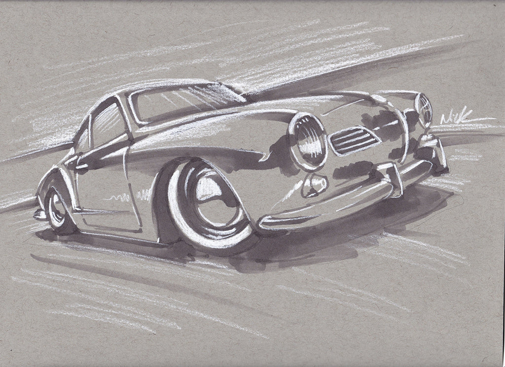 Sketches vw