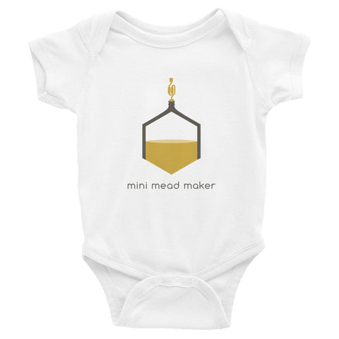 Mini Mead Maker Onesie