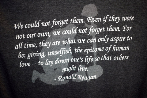 """We Can Not Forget"" Sweatshirts"