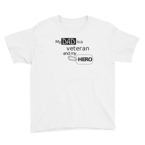 74d75275 My Dad is a Veteran and a Hero – YOUnity Clothing LLC