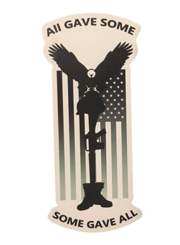 """Some Gave All"" Magnet"