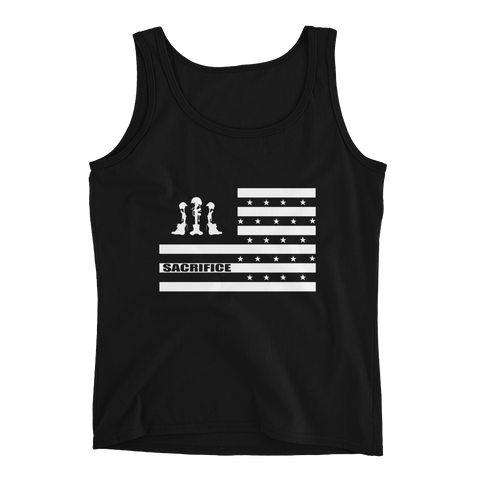 """Sacrifice"" Women Tanks"