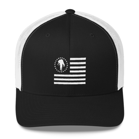 """The Fallen"" Trucker Hat"