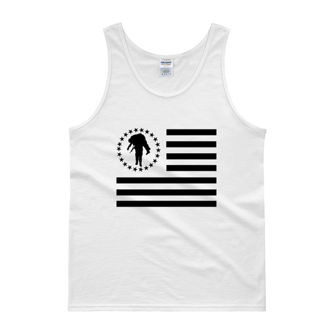 """The Fallen"" Unisex Tanks"