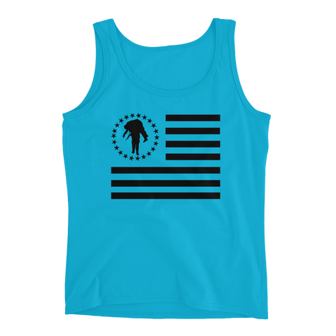 """The Fallen"" Womens Tanks"