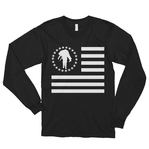 """The Fallen"" Long sleeve t-shirt"