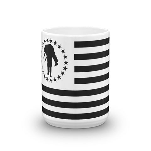 The Fallen Mug-MADE IN THE USA