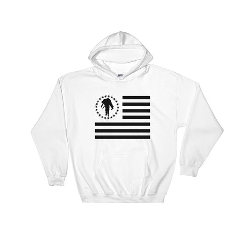 """The Fallen"" Hooded Sweatshirt"