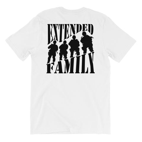"""Extended Family"" Tee"