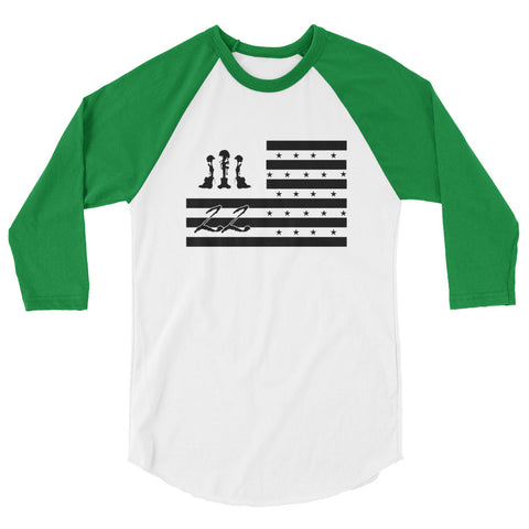 The True Sacrifice Baseball Tee
