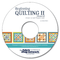 Advanced Beginning  Quilting by Machine