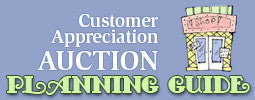 Customer Appreciation Auction Planning Guide  CD