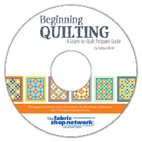 Beginning Quilting I & II Bundle