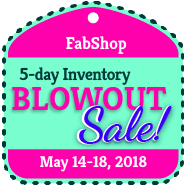 BlowOut Sale Registration - MAY 2018