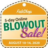 BlowOut Sale Registration - AUGUST 2020
