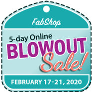 BlowOut Sale Registration - FEBRUARY 2020