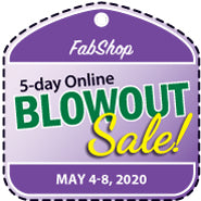 BlowOut Sale Registration - MAY 2020