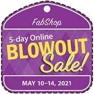 BlowOut Sale Registration - MAY 2021