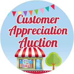 Customer Appreciation Auction