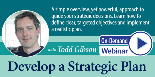 010 Develop a Strategic Plan