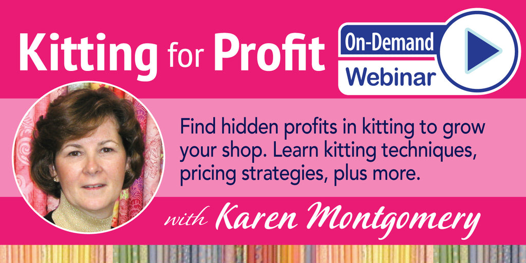 020 Kitting for Profit