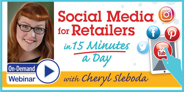 035 Social Media for Retailers in 15-minutes a Day