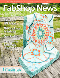 Advertisers - FabShop News October 2019 Issue 132
