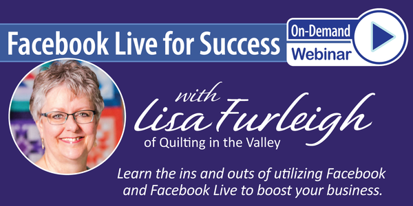 Facebook Live for Success