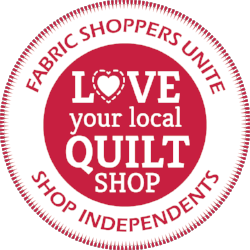 GET LISTED - Fabric Shoppers Unite... Shop Local!