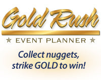 Gold Rush Event Planner