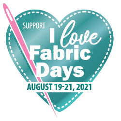 I Love Fabric Days 2021 - Registration