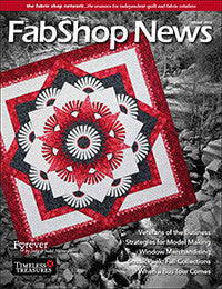 FabShop News -  Back Issue Group 2016