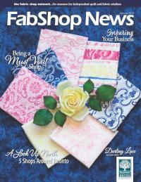 Advertisers 6x - FabShop News February 2018 Issue 122